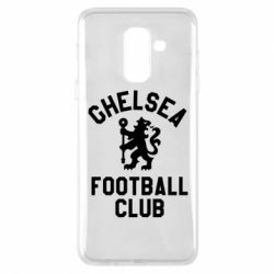 Чохол для Samsung A6+ 2018 Chelsea Football Club