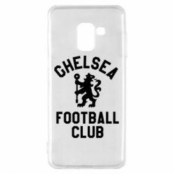 Чохол для Samsung A8 2018 Chelsea Football Club