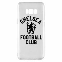 Чохол для Samsung S8+ Chelsea Football Club