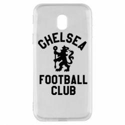 Чохол для Samsung J3 2017 Chelsea Football Club