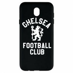 Чохол для Samsung J7 2017 Chelsea Football Club