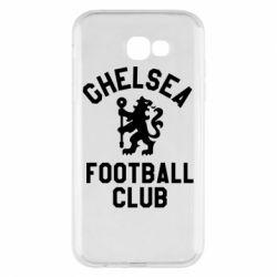 Чохол для Samsung A7 2017 Chelsea Football Club