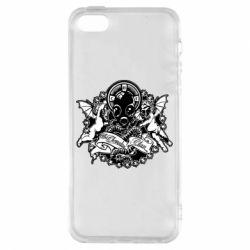 Купить The Chemodan clan, Чехол для iPhone5/5S/SE Chemodan Clan Angels, FatLine