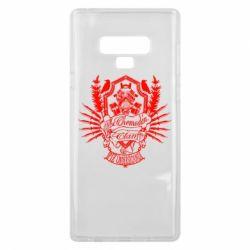 Чехол для Samsung Note 9 Chemodan Clan PTZ Underground