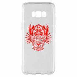 Чехол для Samsung S8+ Chemodan Clan PTZ Underground