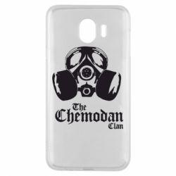 Чохол для Samsung J4 Chemodan