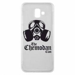 Чохол для Samsung J6 Plus 2018 Chemodan