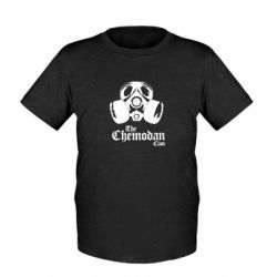 Детская футболка Chemodan - FatLine