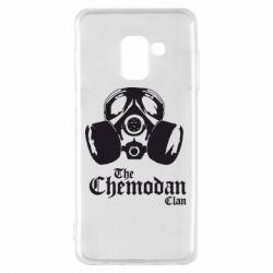 Чохол для Samsung A8 2018 Chemodan
