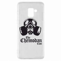 Чохол для Samsung A8+ 2018 Chemodan