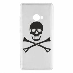 Чохол для Xiaomi Mi Note 2 Череп та кістки
