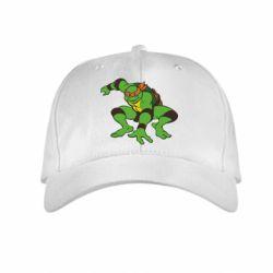 Детская кепка Черепашки-ниндзя - FatLine