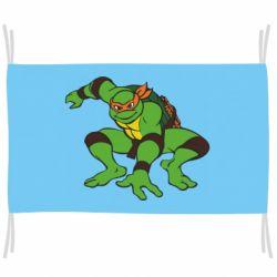 Прапор Черепашки-ніндзя
