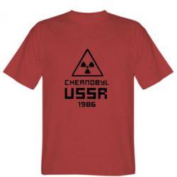 Мужская футболка Chernobyl USSR - FatLine