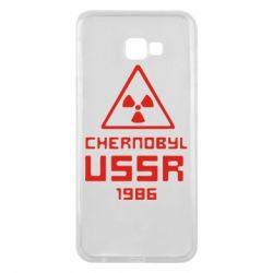 Чехол для Samsung J4 Plus 2018 Chernobyl USSR