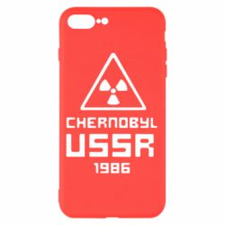 Чохол для iPhone 7 Plus Chernobyl USSR