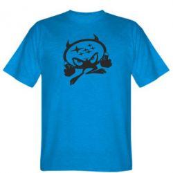 Мужская футболка Чертик Subaru - FatLine
