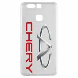 Чехол для Huawei P9 Chery Logo - FatLine