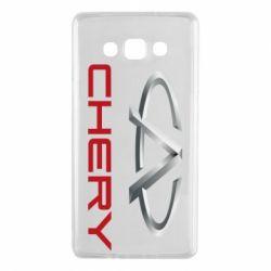 Чехол для Samsung A7 2015 Chery Logo - FatLine
