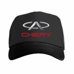Кепка-тракер Chery Logo - FatLine