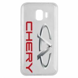 Чехол для Samsung J2 2018 Chery Logo