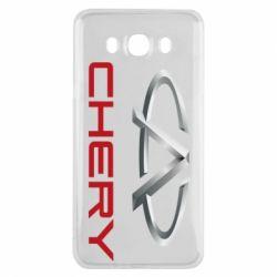 Чехол для Samsung J7 2016 Chery Logo