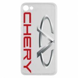 Чехол для Meizu U10 Chery Logo - FatLine