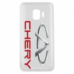 Чехол для Samsung J2 Core Chery Logo