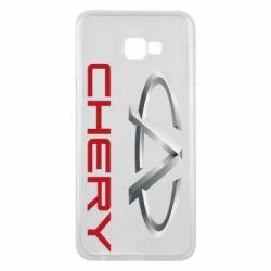 Чехол для Samsung J4 Plus 2018 Chery Logo