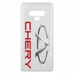 Чехол для Samsung Note 9 Chery Logo