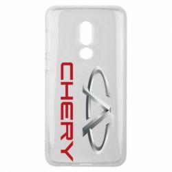 Чехол для Meizu V8 Chery Logo - FatLine