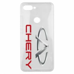Чехол для Xiaomi Mi8 Lite Chery Logo