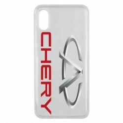 Чехол для Xiaomi Mi8 Pro Chery Logo
