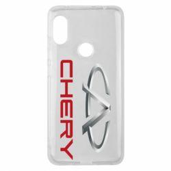 Чехол для Xiaomi Redmi Note 6 Pro Chery Logo