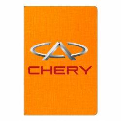 Блокнот А5 Chery Logo - FatLine