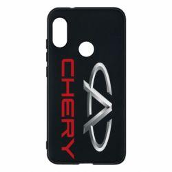 Чехол для Mi A2 Lite Chery Logo - FatLine