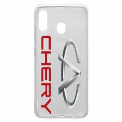 Чехол для Samsung A30 Chery Logo