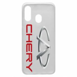 Чехол для Samsung A40 Chery Logo