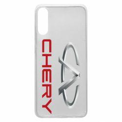 Чехол для Samsung A70 Chery Logo