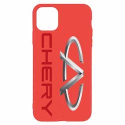Чехол для iPhone 11 Pro Chery Logo