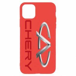 Чехол для iPhone 11 Pro Max Chery Logo
