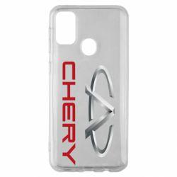 Чехол для Samsung M30s Chery Logo