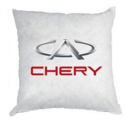Подушка Chery Logo - FatLine