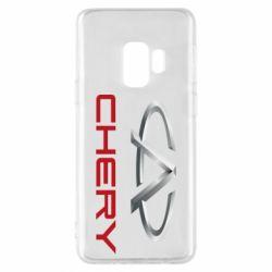 Чехол для Samsung S9 Chery Logo