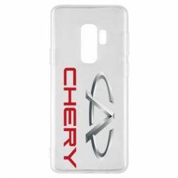 Чехол для Samsung S9+ Chery Logo