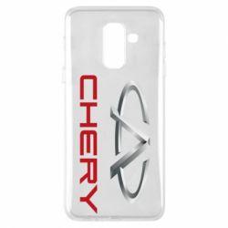 Чехол для Samsung A6+ 2018 Chery Logo