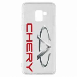Чехол для Samsung A8+ 2018 Chery Logo