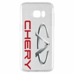 Чехол для Samsung S7 EDGE Chery Logo