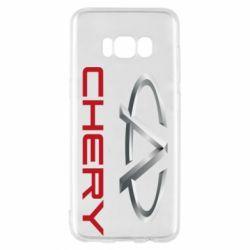 Чехол для Samsung S8 Chery Logo