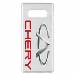 Чехол для Samsung Note 8 Chery Logo
